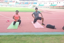 Silence of the stands: Dutee Chand Speaks of Unusual Feeling After Resuming Outdoor Training