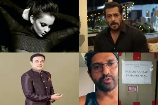 Kangana Ranaut's Throwback Photo by Dabboo Ratnani Causes Frenzy, Salman Khan Visits Parents