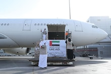 Etihad Operates 1st Known Commercial Flight Between UAE and Israel with Unmarked Plane