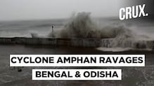 Cyclone Amphan Leaves Behind A Trail Of Destruction, Three Dead In Bengal