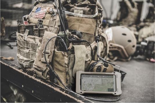 Samsung Galaxy S20 Tactical Edition (Pic Source: Samsung Newsroom)