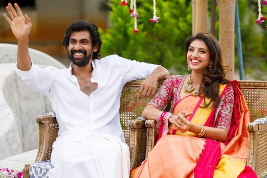 Rana Daggubati And Miheeka Bajaj Are 'Officially' Engaged Now, See Pics