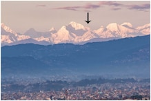Mount Everest Becomes Visible from Kathmandu after Decades as Lockdown Clears Air