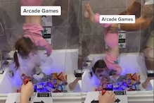 Watch: Father Creates a DIY Arcade-Style Grabber Game Using Bathtub, Bin for Daughters