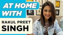 At Home With Rakul Preet Singh | What Do You Do When | De De Pyaar De | Showsha
