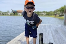 6-Year-Old Boy Solves Case of Decade Old Robbery by 'Fishing Out' the Clue