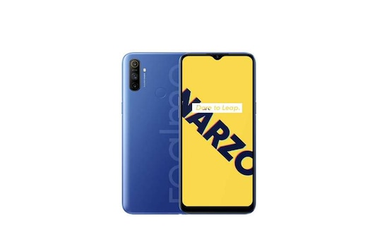 Realme Narzo 10A Goes on Sale Today at 12PM: Price, Offers and More