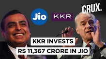 RIL Bags Fifth Investment In A Month, KKR Picks 2.32% Equity In Jio