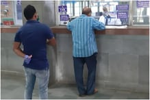 Passengers Throng Reservation Counters as Indian Railways Resumes Ticket Booking
