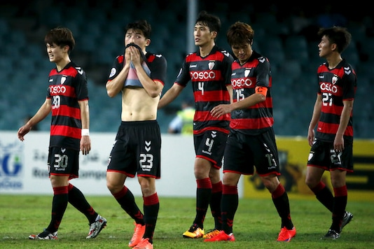 Pohang Steelers (Photo Credit: Reuters)
