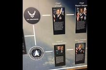 Who Did This? Image of Steve Carell from Space Force Photoshopped at the US Air Force Museum