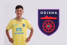 Indian Super League's Odisha FC Sign Midfielder Samuel Lalmuanpuia for Two Years