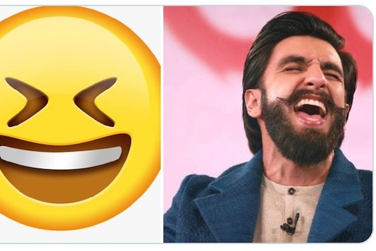 See How Ranveer Singh's Facial Expressions Give Tough Competition to Emojis