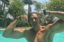 Arjun Rampal Turns Into a 'Stronger' Water Baby This Lockdown, Shares Picture