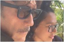 Krishna Shroff and Jackie Shroff Twin in Black, See Pic