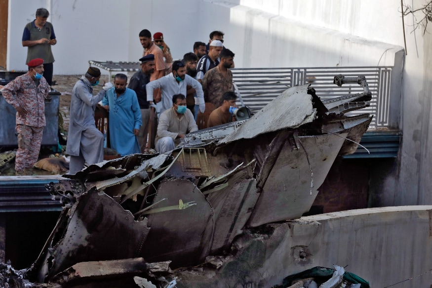 Investigators Find Rs 30 Million in Wreckage of Crashed Pak Aircraft, Probe Ordered