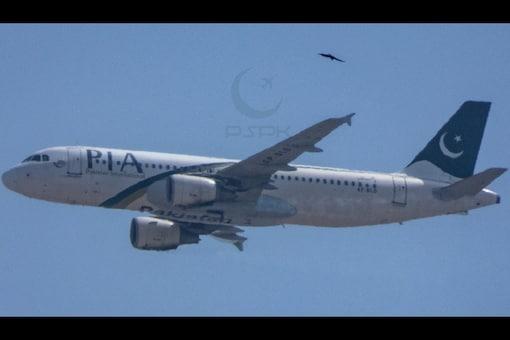 File photo of a Pakistan International Airlines flight.