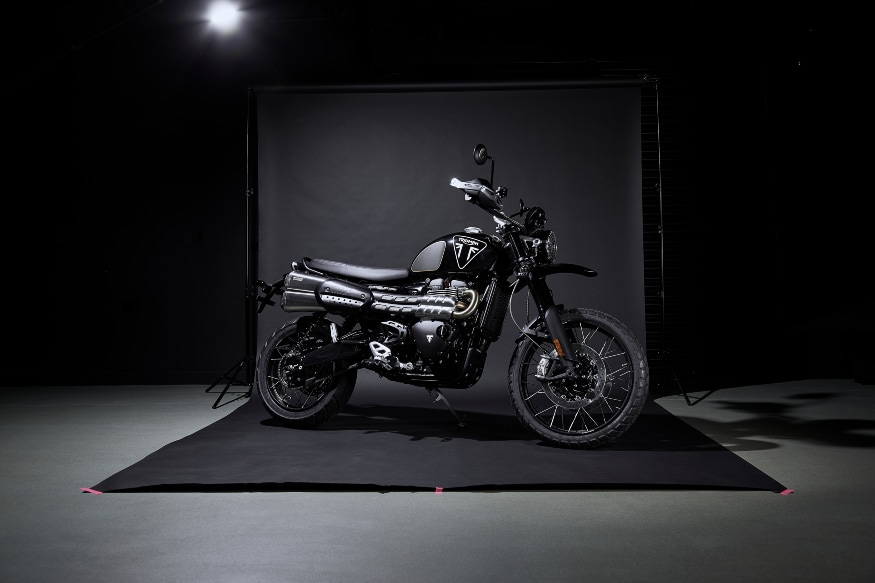Triumph Scrambler 1200 Bond Limited Edition Revealed, Only 250 Examples be Built