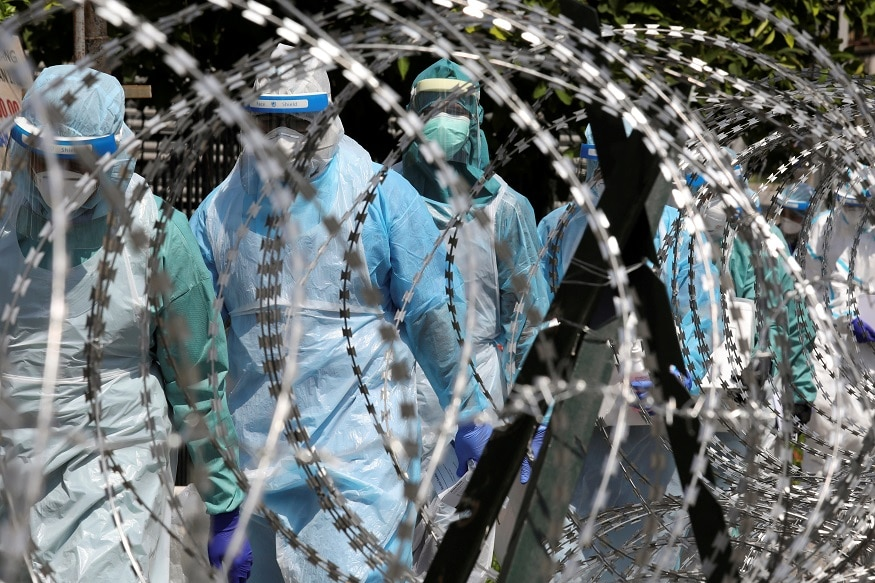 Red Cross Says 208 Coronavirus-related Attacks Have Taken Place Against Health Workers in 13 Nations