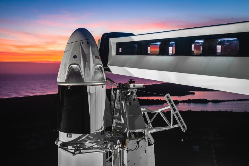 SpaceX Launch LIVE: Watch Here as Crew Dragon Attempts to Make History Again