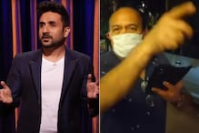 Vir Das' Neighbour Sneezes On Him For Breaking Social Distancing Rules, Comedian Films Incident