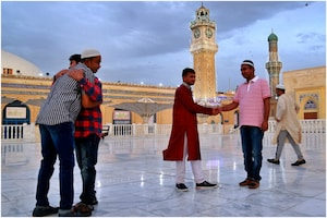 Muslims Around the World Celebrate Eid al-Fitr Amid COVID-19 Pandemic
