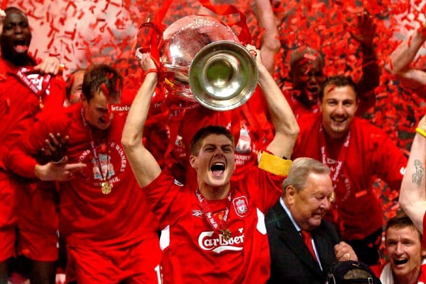 From 'Dust' to Glory, Liverpool's 'Miracle' of Istanbul