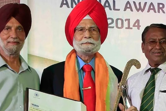 Balbir Singh Sr died on Monday after battling multiple health issues (Hockey India Photo)