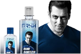 Salman Khan Launches Personal Care Products on Eid, Starts with FRSH Sanitisers