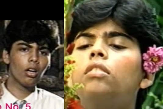 When Karan Johar was Ragged in College About His Acting Debut as Child Artist, Watch Video