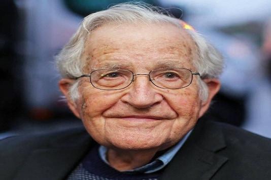 File photo of Noam Chomsky (Courtesy: Facebook)