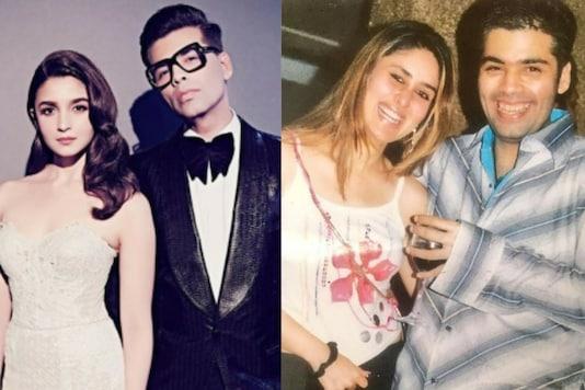 Karan Johar Turns 48, Alia Bhatt, Kareena Kapoor and More Celebs Pour in Wishes