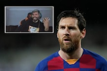 'Bored' Sergio Aguero Calls Up Lionel Messi in the Middle of a Live Stream