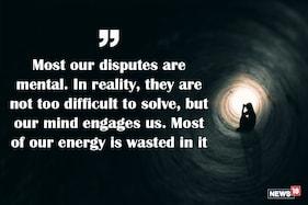 Mindfulness: Always Save Your Energy for Bigger Battles