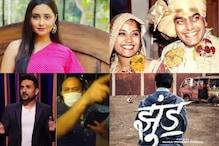 Rashami Desai's Uncertain Future in Naagin 4, Neighbour Sneezes on Vir Das