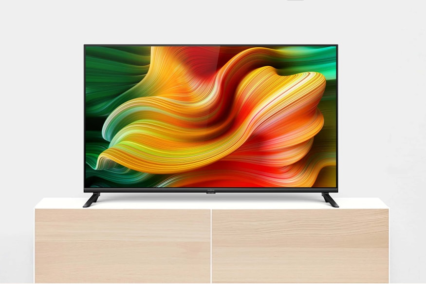 Realme Smart TV Launched in India With Android TV & HDR10, Pricing Starts at Rs 12,999 - News18