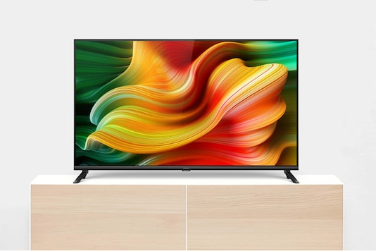 Realme Smart TV Launched in India With Android TV & HDR10, Pricing Starts at Rs 12,999