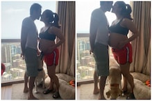 Kumkum Bhagya Actress Shikha Singh Flaunts Baby Bump in Cute Pics with Husband and Dog