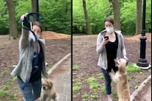 'White Fragility': Woman Called Cops to Report American-African Man As He Asked Her Leash Her Dog