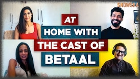 Team Betaal On The Show, Meeting ShahRukh Khan On Sets,Paranormal Encounters And More