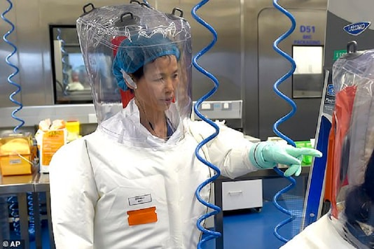 Shi Zhengli is the the deputy director of the Wuhan Institute of Virology. (Credit: twitter)