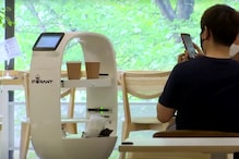 Brewed Fresh: Robots Replace Barista to Serve up Coffee and Social Distancing in South Korea