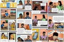 SFI-  Jadavpur University Releases Comic Series To Shed Light on Migrants' Plight Amid Pandemic