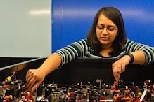 An Indian Origin Physicist Created the Fifth State of Matter from Her Living Room
