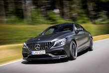 Mercedes-AMG C 63 Coupe, AMG GT R Coupe Launched in India, Prices Start at Rs 1.33 Crore