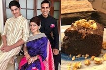 When Akshay Kumar's Son Aarav Impressed Mom Twinkle Khanna with His Baking Skills