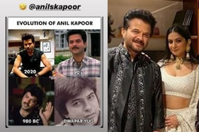 Rhea Kapoor Shares Funny Anil Kapoor Meme to Sum-up His Drastic Transformation