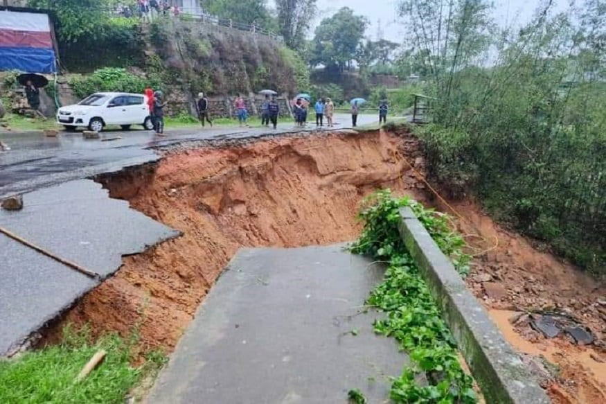 Over 5.2 Lakh People Affected by Heavy Rains in Meghalaya: Minister