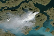 Scientists Warn that 'Zombie Fires' Could Be Burning in the Arctic Region