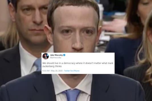 File image of Mark Zuckerberg.